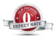 zero defects promise